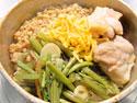 鎌倉釜飯かまかま 鳥三色