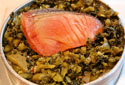 鎌倉釜飯かまかま 鮭たかな